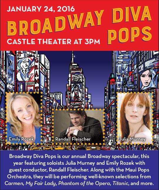 Broadway Pops Maui
